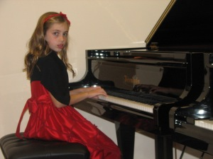 Piano recitals are so much fun...