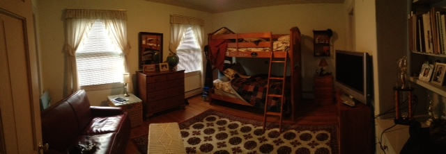 Who wouldn't want to hang out in this room all the time????