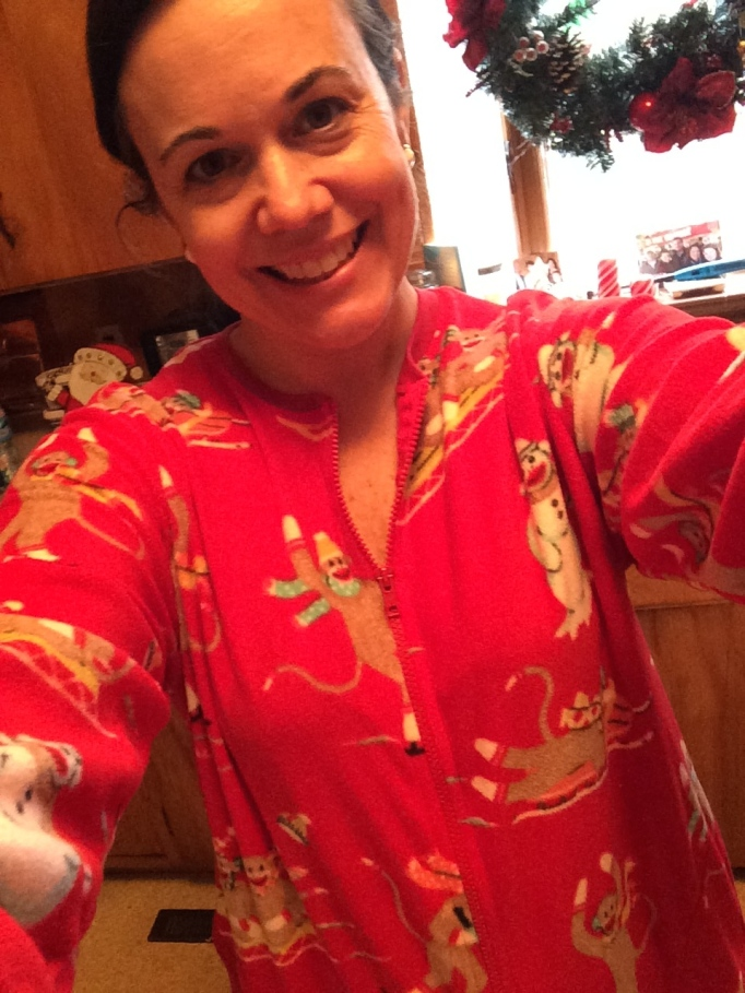 YAY CHRISTMAS JAMMIES!!!